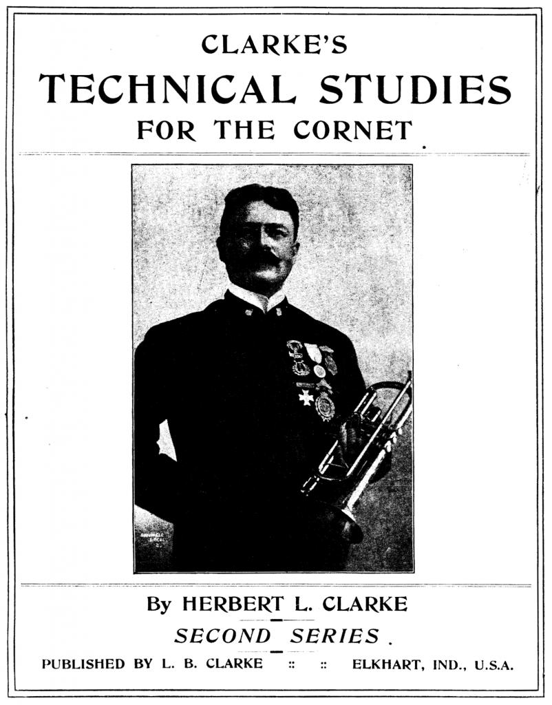 metodo clarke trompeta en pdf